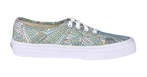 Vans Unisex Authentic Abstract Sneakers Blacktruewhite M3.5 W5: Amazon.ca:  Shoes & Handbags