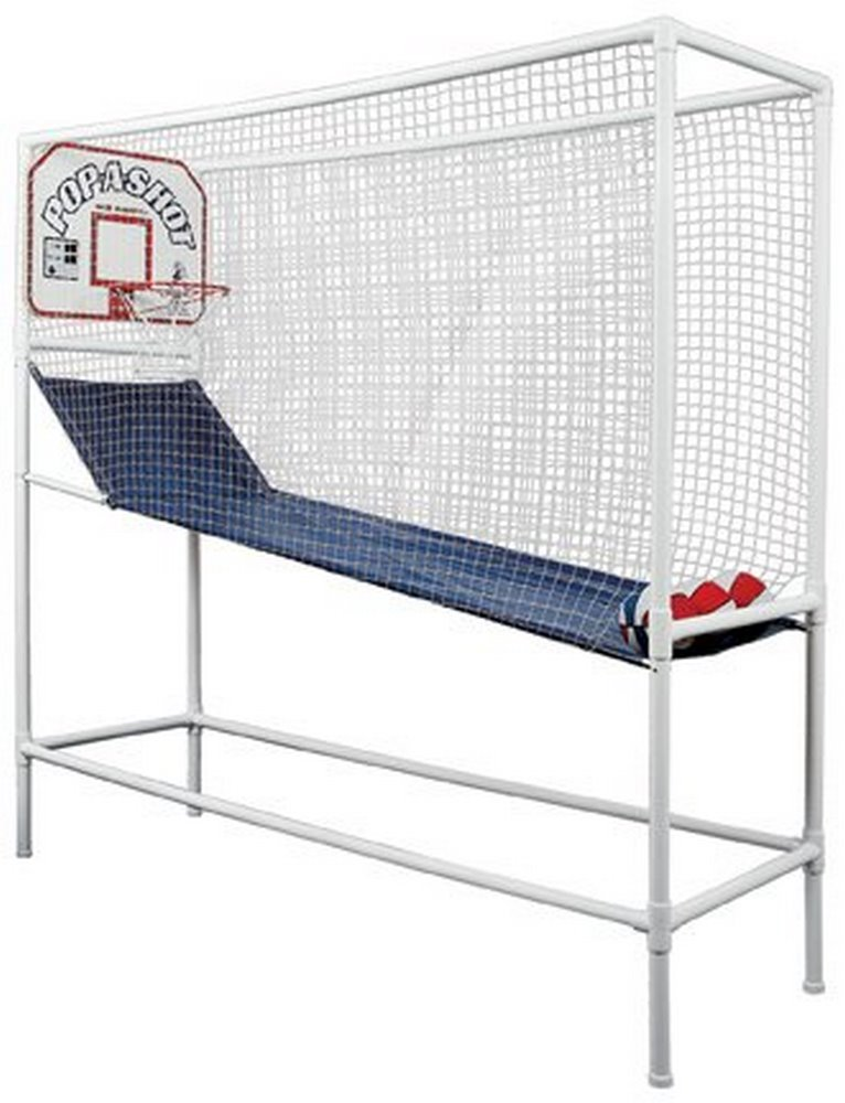 First Team Pop-A-Shot Classic Home Electronic Basketball Game by First Team