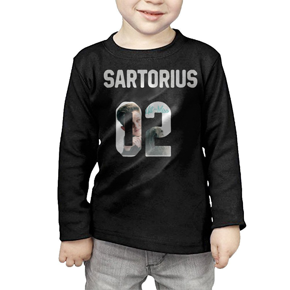 Jacob Sartorius Hit Or Miss Child Long Sleeve T Shirt 2-6 Years-Old