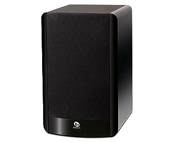 Boston Acoustics A 26 Two-Way Bookshelf Speaker with 6.5-Inch Woofer (Each, Gloss Black) Bookshelf Speakers at amazon