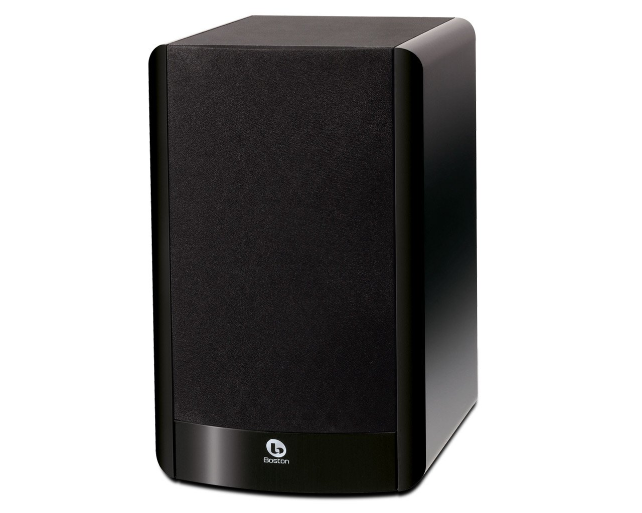 Boston Acoustics A 26 Two-Way Bookshelf Speaker with 6.5-Inch Woofer (Each, Gloss Black)