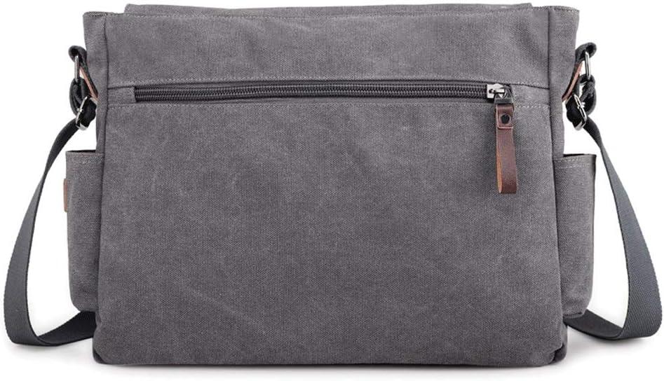 Men Laptop Briefcase,Durable Large Laptop Briefcase with Adjustable Shoulder Strap Water Repellent Laptop Shoulder Bag with Plenty of Space for Business//Travel//Men,for S D-YYBB Bussiness Briefcase