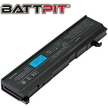 Battpit Recambio de Bateria para Ordenador Portátil Toshiba PA3399U-2BRS (4400 mah): Amazon.es: Electrónica