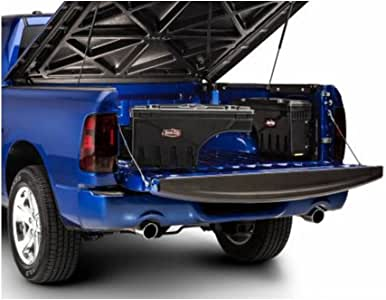 SC102P Undercover SwingCase Truck Bed Storage Box Fits 04-12 Chevrolet Colorado//GMC Canyon Passenger Side