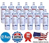 12 Pack 3M ICE120-S Compatible Water Filter