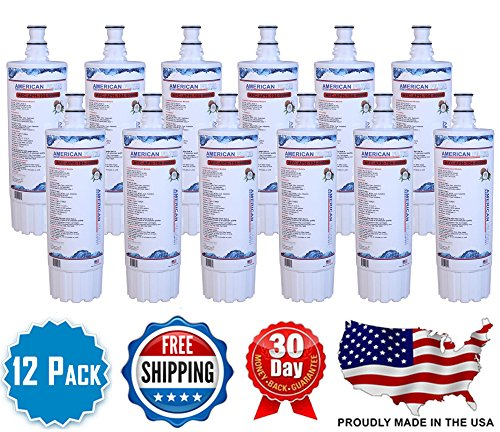 12 Pack 3M ICE120-S Compatible Water Filter by American Filter Company