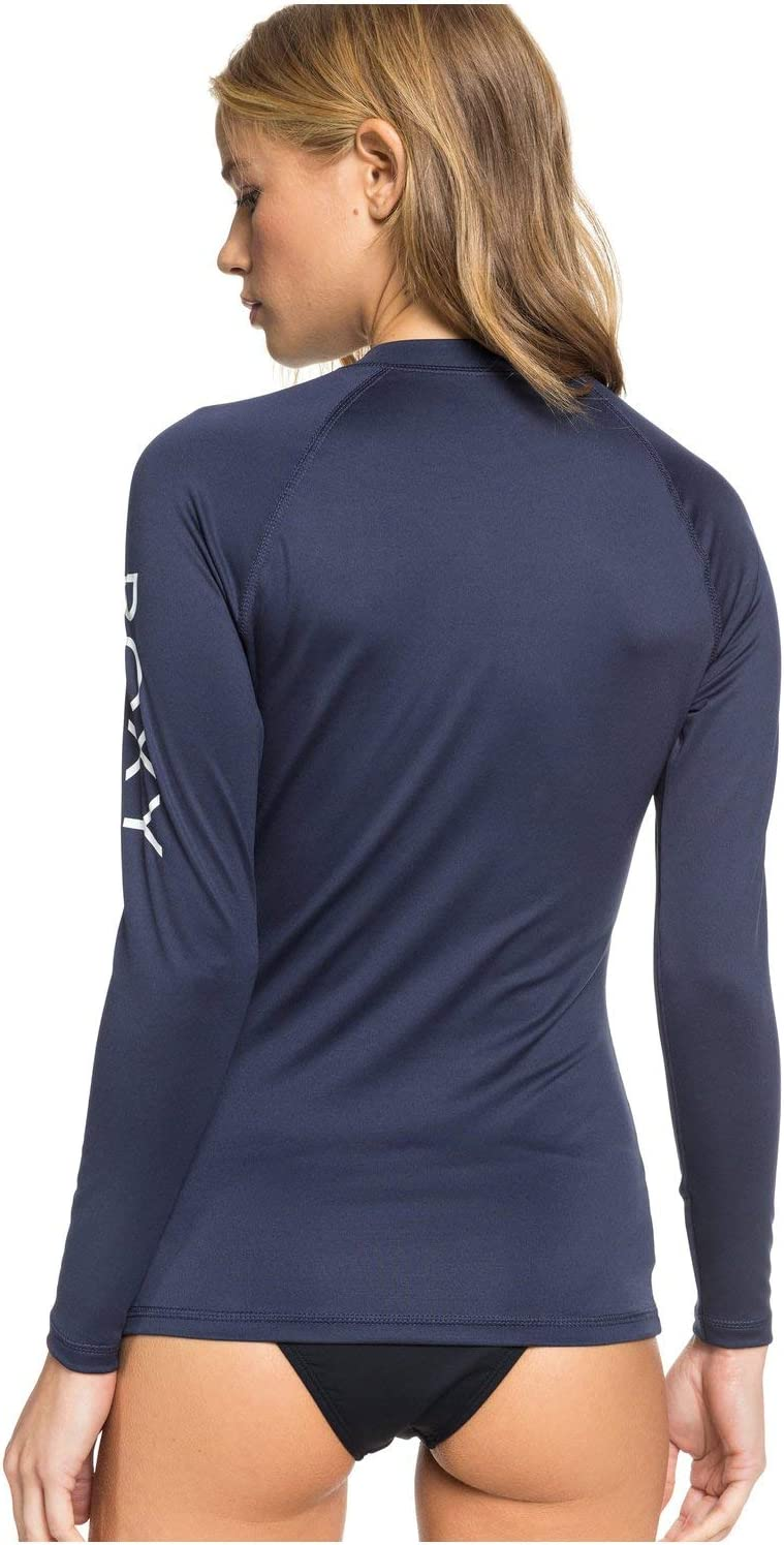 Roxy Whole Hearted-Lycra Manches Longues UPF 50 pour Femme