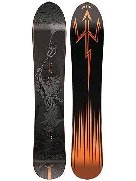 Nitro Slash Snowboard One Color, 161cm, Snowboards - Amazon Canada