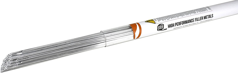 "10 LB 36/"" x 1//8/"" ER4043 TIG Aluminum Welding Rod"