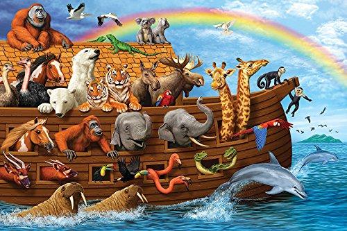 Noah's Ark (Childrens Religious Puzzles)