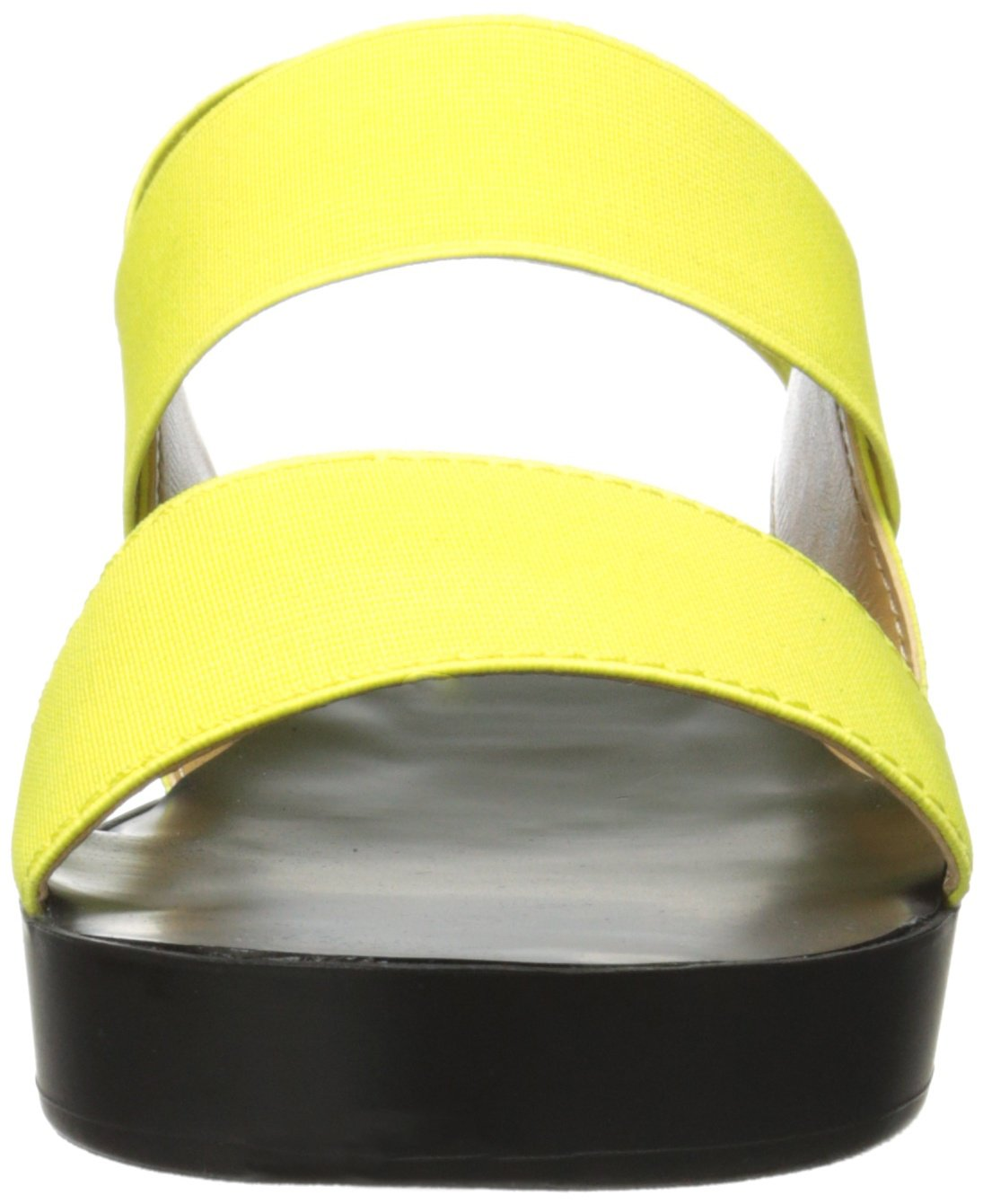 Report Sandal Signature Women's Broc Platform Sandal Report B00N442836 7 B(M) US|Yellow d1f346
