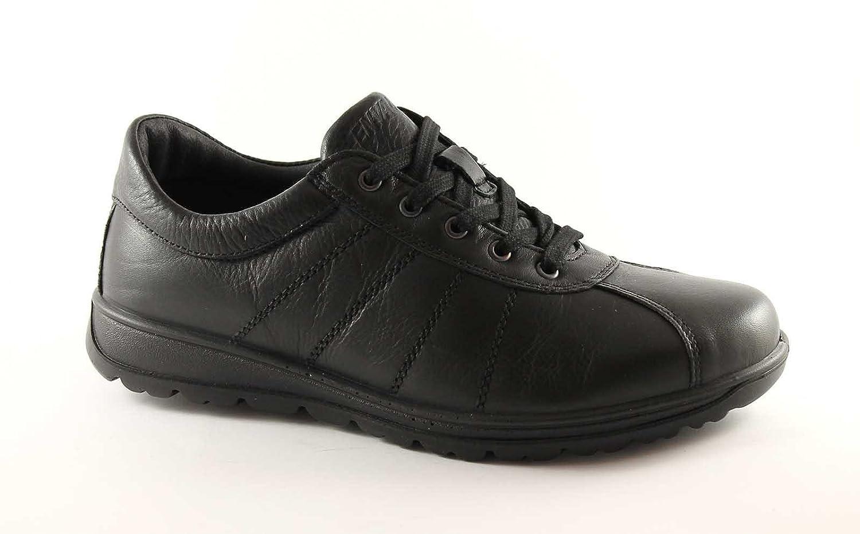 ENVAL SOFT 29290 nero scarpe uomo comfort pelle lacci 41 Comprar Barato Exclusiva Comprar Barato Oficial Venta En Línea hjc4Vx