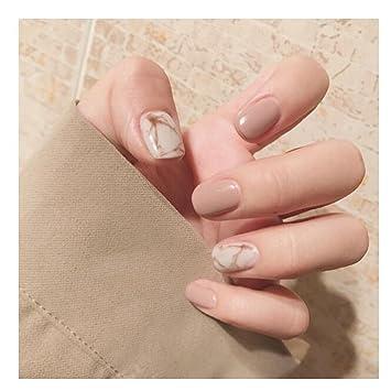 Amazon.com: meniliths 24pcs Caqui textura de mármol ...