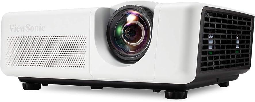 Viewsonic LS625W - Proyector (3200 lúmenes ANSI, 1280 x 800 ...