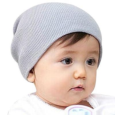 Bluestercool Baby Boy Filles doux Chapeau Enfants Hiver chaud Enfants Beanie Cap
