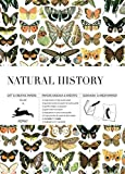 Gift Wrap Book Vol. 72 - Natural History (Gift & Creative Paper Books) (English, Spanish, French and German Edition)