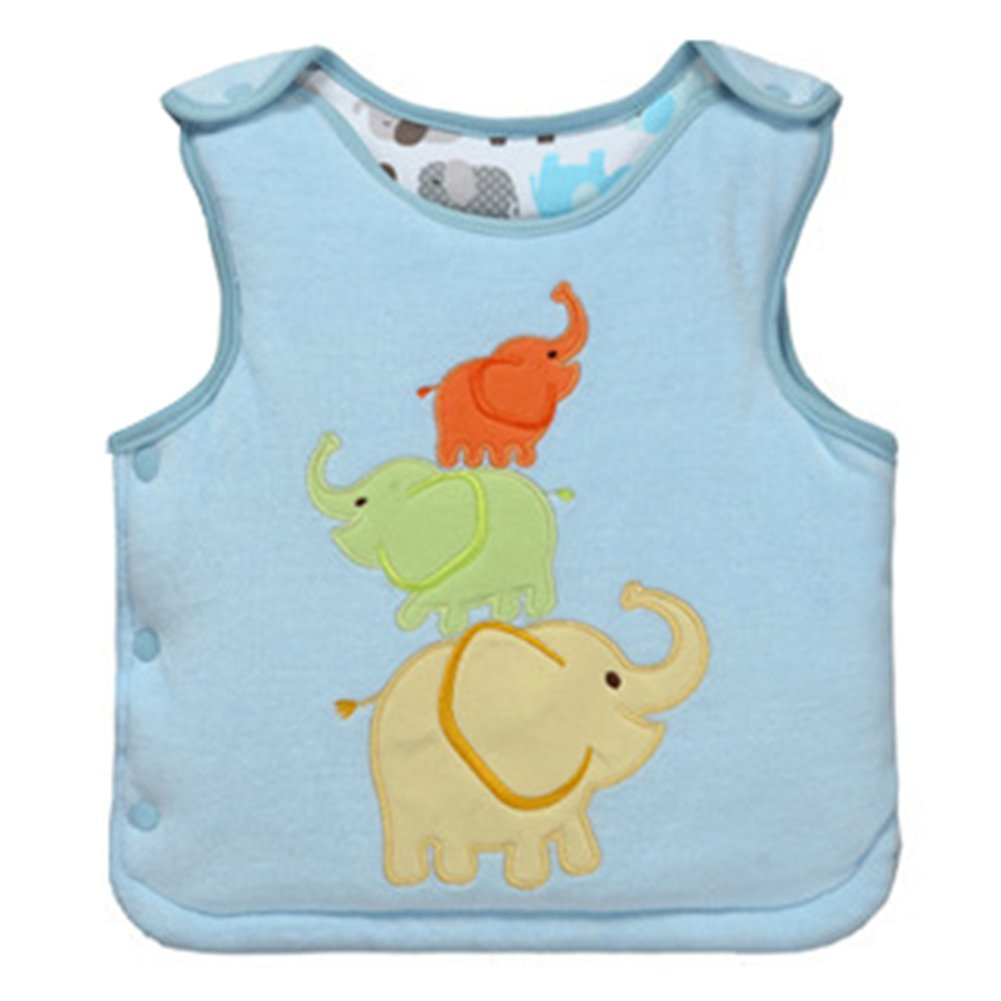 Yanzi6 Baby Toddler Infant Cotton Warm Vest Waistcoat