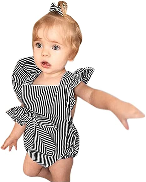 Real Butterfly Cliparts Newborn Baby Boy Girl Romper Jumpsuit Long Sleeve Bodysuit Overalls Outfits Clothes