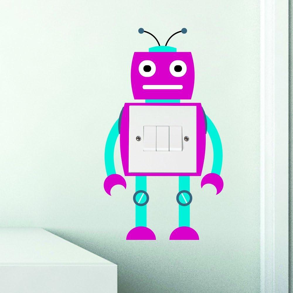 Multi 1 Robot adhesivo para interruptor de luz Surround dormitorio ...
