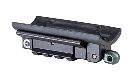 Caldwell Pic Rail Adaptor Plate with Durable Construction and Picatinny  Rail Attachment for Outdoor, Range, Shooting and Hunting