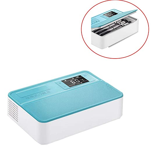 YPBX Mini Nevera,Refrigerador De Medicina Y Enfriador De Insulina ...