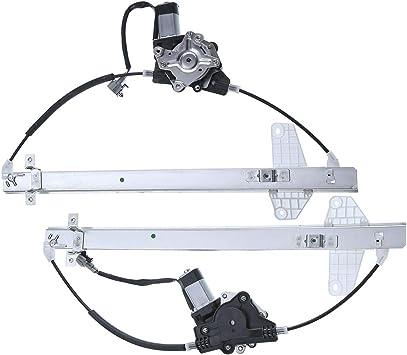 827217S000 82721ZC30A New Window Regulator with Motor Assembly Fits Passenger Rear Nissan Titan Armada 748-981 82721ZV50A