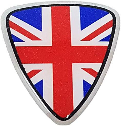 Quattroerre 14296/Sticker Aufkleber 3d Wappen England