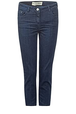 stable quality most popular 50% off Cecil Toronto Shortened 7/8 Trousers - 370226 - - -: Amazon ...