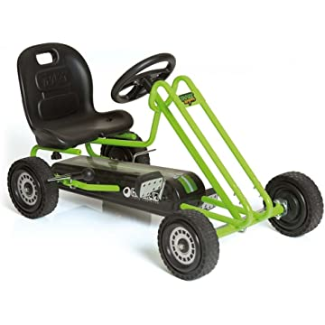 powerful Hauck Lightning Go-Kart