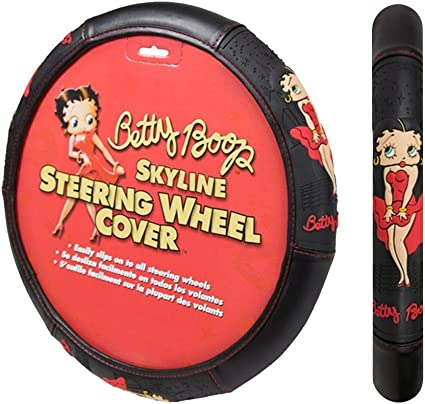 Betty Boop Timeless Speed Grip Steering Wheel Cover