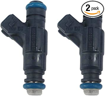 0280156208 Fuel Injector Replacement for Polaris RZR Sportsman Ranger EFI 700 800 2 Packs
