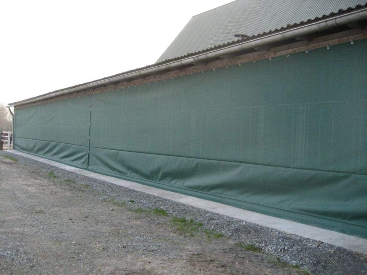 HaGa/® Spezialclip mit /Öse f/ür Zaunblende Schattiernetz Windschutzgewebe 100 Stk