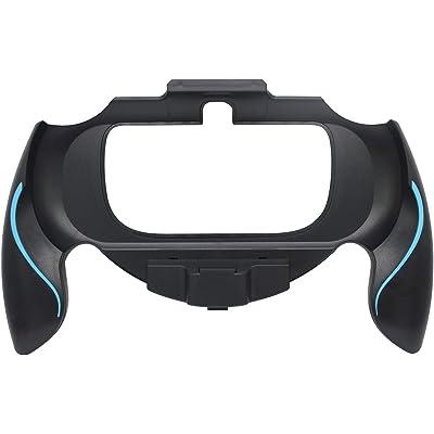 OSTENT Durable Joypad Soporte Empuñadura Mango Manija Compatible para Sony PSV PS Vita 1000 Color Azul