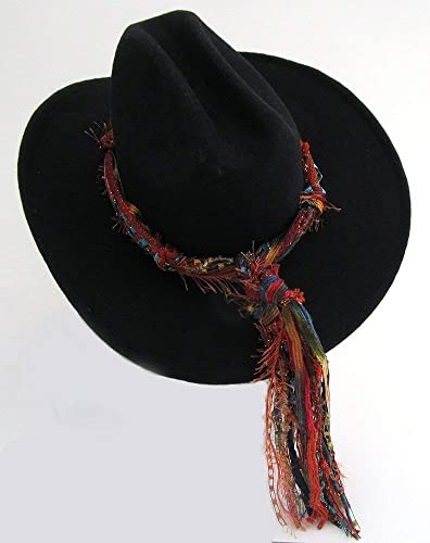 0b3f0284edefd2 Amazon.com: Southwestern Hat Band, HatBand, Hat Bands for Women, Cowgirl Hat  Bands, Western Hat Bands, Hat Band Only (Cowboy Hat Not Included): Handmade