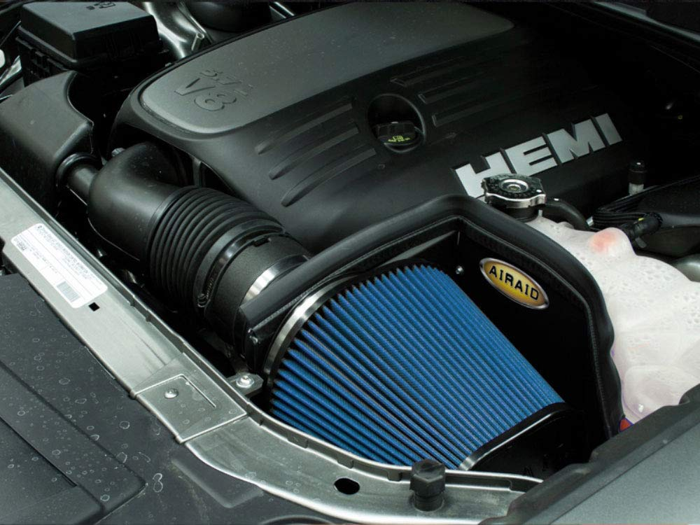 Airaid 351-210 Intake System with SynthaMax Dry Filter