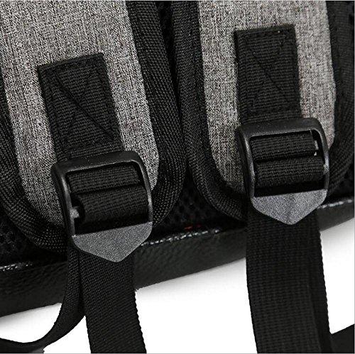 HTRPF Campus Fashion Casual Männer und Frauen Schultertasche Computer Tasche