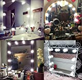 Hollywood Style LED Vanity Mirror Lights Kit with