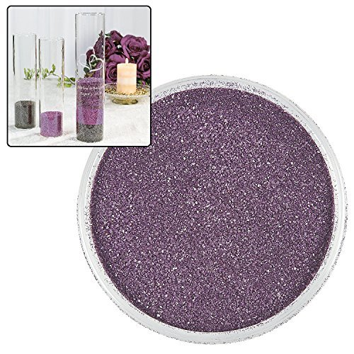 Purple Colorful Decorative Sand 1 Lb Arts Crafts Buy Online
