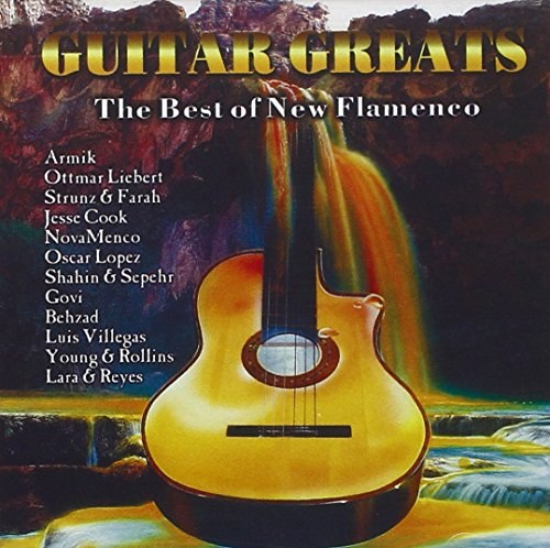 Guitar Greats: The Best of New Flamenco by Baja