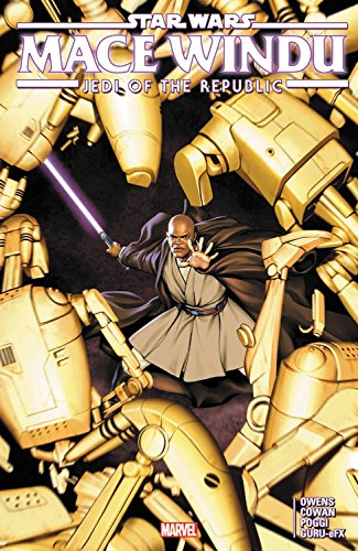 Star Wars: Jedi of the Republic – Mace Windu