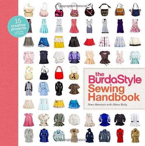 BurdaStyle Sewing Handbook Patterns Creative product image