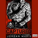 Captured: Devil's Blaze MC, Book 1 Audiobook by Jordan Marie Narrated by Morgan Tyler, Leo Barnabas