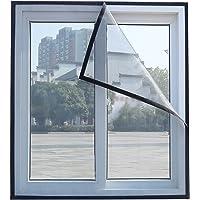Fly Screen Mosquito Netto venster scherm, insectenscherm met zelfklevende tape, mesh scherm voor Mosquito & Bug…