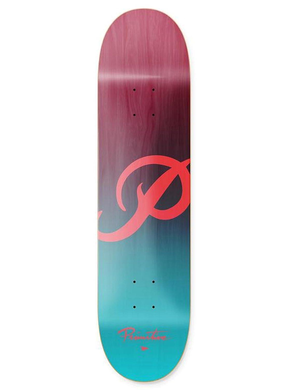 プリミティブblue-pinkクラシックPグラデーション – 8.25インチスケートボードデッキデフォルト、ブルー)   B07DKP3XZF, アチムラ 065f9fb6