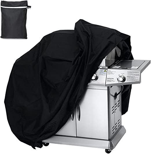 Home Garden BBQ Grill Protective Cover Barbecue Outdoor Heavy Duty Rain Covers