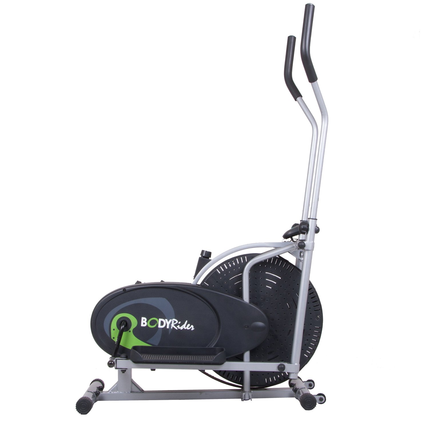 Body Rider Fan Elliptical Trainer with Air Resistance System, Adjustable Levels and Easy Computer BR1830 by Body Max (Image #7)