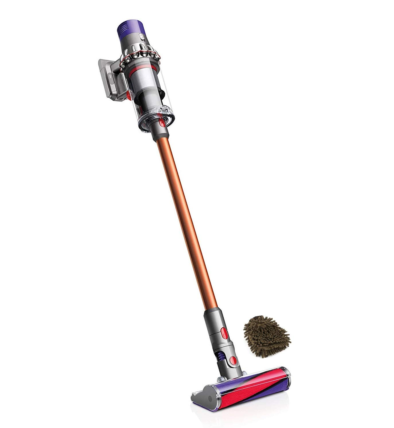 f3361c23f33 Amazon.com - Dyson 180846-01 Cyclone V10 Absolute Lightweight Cordless  Stick Vacuum Cleaner