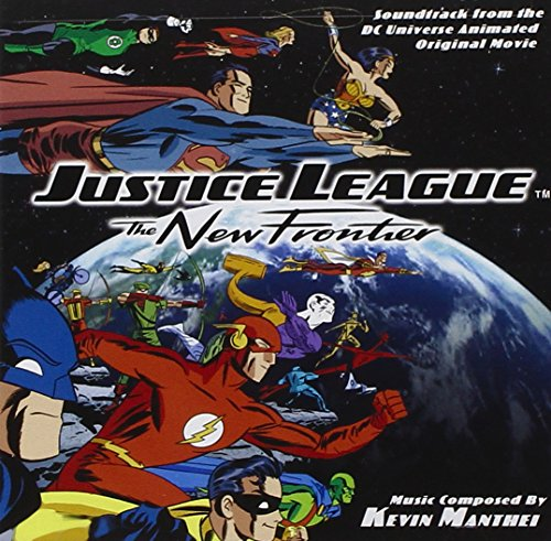 Justice League: The New (League Check)