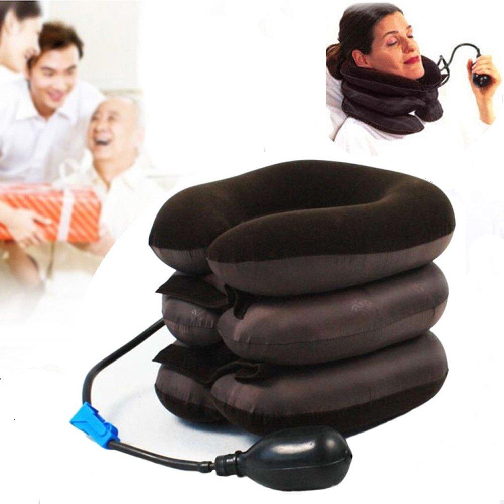 Finelon - Tracción de cuello cervical hinchable con ...