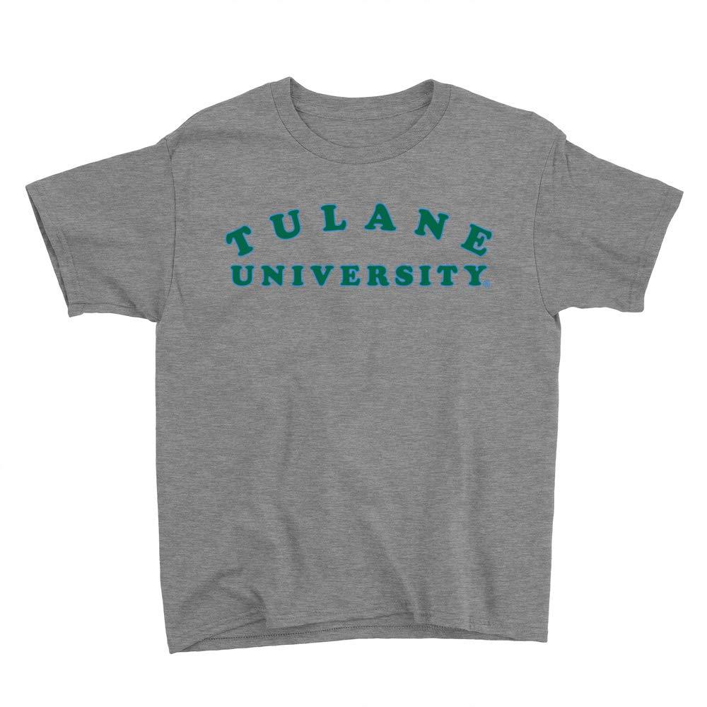 NCAA Tulane University Green Wave RYLTUL01 Youth T-Shirt